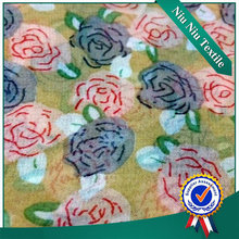 Textile fabrics supplier New style Fancy Woven magic print fabric