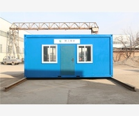 Good Insulated Timber popular simple prefab container house