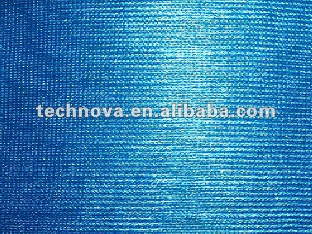 100% polyester shiny plain jersey fabric