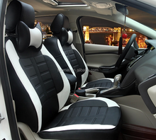 pvc leather car seat cover FOR HYUNDAI CAR