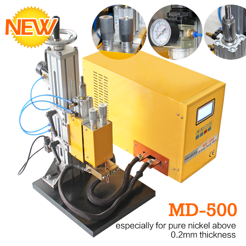 spot welding machine / spot welder double-side dent pulling machine, auto body repair dent puller