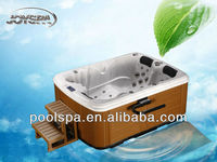 2014 NEW energy efficient family outdoor SPA ,freestanding bathtub for 2-3 person - JY8013