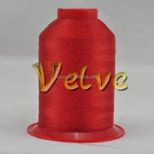 polyester fiber stainless conductive thread