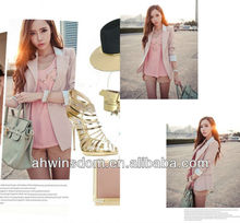 2013 KOREAN NEW STYLE WOMEN' SMALL SUITS