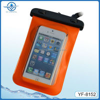 ECO-friendly Plastic Waterproof Mobile Phone With Earphone