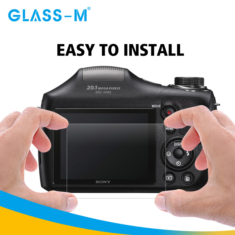 HD Camera Screen Protector for SONY Camera Protective Film