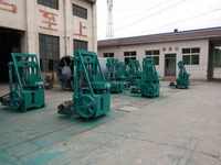 honeycomb coal making machine/charcoal ball making machine