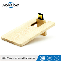 2015 promotional products wooden gifts usb flash drive card usb 128gb to 1gb pendrive pormo gifts usb