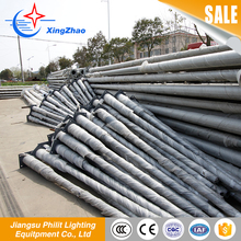 Competitive price hot dip galvanized 10 meters lighting pole