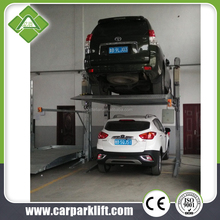 Competetive Price High Quality car stacker parking garage equipment