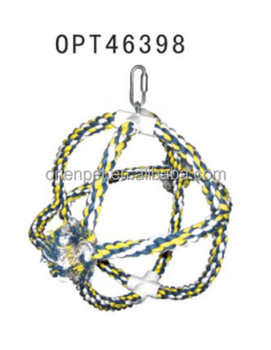 ORIENPET & OASISPET Rope Circle pet bird toy OPT46398
