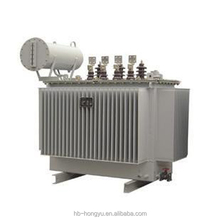 10KV,200Kva oil immersed anchorn transformers