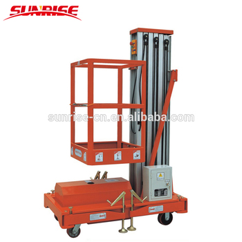Factory price 1000kg elevated work platform