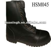 XY,2012 Hot sale High-grade Waterproof Fashion High Defense Combat Police Boots