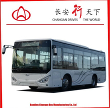 COMPETITIVE PRICE OF NEW CITY BUS SC6733 toyota coaster bus for sale