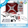 2015 hot selling high quality toys 2.4g 4ch 6 axis remote control quadcopter Hover ufo with HD camera rtf