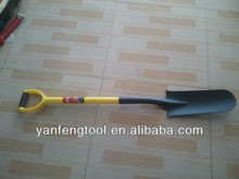 steel shovel with fibreglass handle S526PD-1