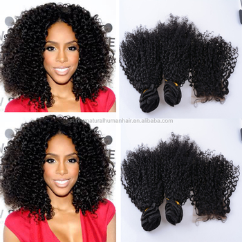 brazilian virgin hair bundles with lace closure kinky curly human hair closures for black women