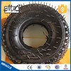 Made in CHINA small inflatable tyre rubber wheelbarrow tire 3.00-4 with ball bearing