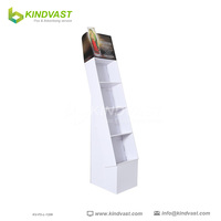fluting floor stand display cardboard display cardboard POP