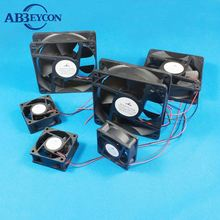 large air flow Maxair 12038 220v large cooling fan egg incubator ac fan manufacture