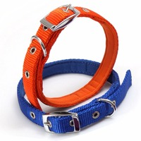Nylon Dog Collar Pet Waterproof Dog