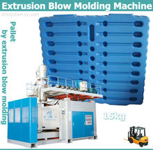 hdpe ldpe plastic pallet blow molding machine/plastic machinery/plastic making machine