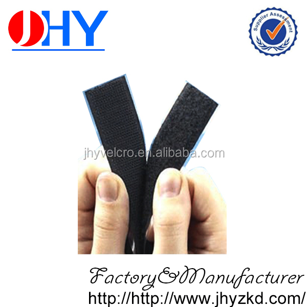Industrial multi-functional window screen adhesive hook and loop tape