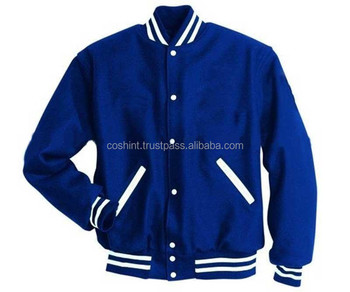 New American Letterman Varsity Jacket / Letterman Varsity Jacket / Baseball Varsity Jacket with Custom Embroidery & Sizing