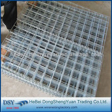 Standard size hot dipped galvanized weld wire mesh