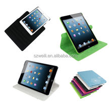 NEW 360 Rotating PU Leather Smart Case Dandelion Stand Cover For iPad 2 3 4