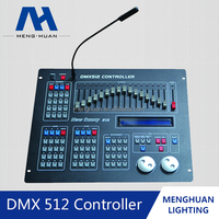 512 DMX Controller Lighting Console