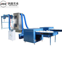 pillow filling machine,fiber opening machine for packing propose