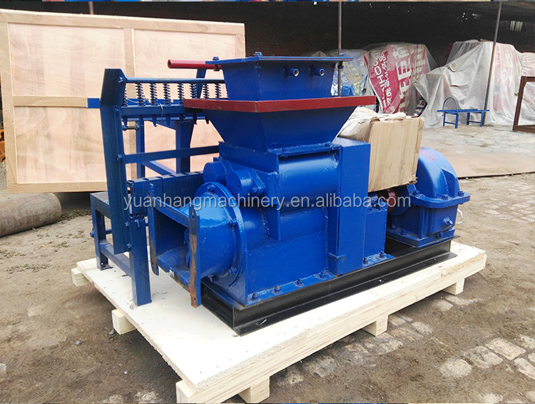 Small Business ideas Equipment Full Auto Low Cost Clay Brick Machine