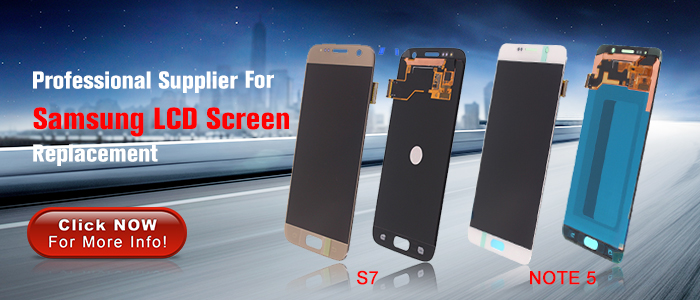 Stock 5.5 Inches LCD Digitizer For Samsung Galaxy J7 2016 J710 LCD Touch Screen Display