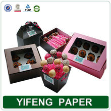 Asia Express Bio-degradable Decorative Chocolate Boxes /Chocolate Gift Box Baby