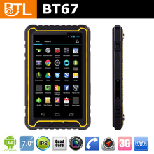 OZ0195 BATL BT67 famous brand camera GPS Glonass tough china tablet pc factory
