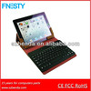 wireless bluetooth keyboard leather case for 10 inch tablet, 9.7 inch tablet