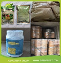 Agrochemical herbicide tebuthiuron 50% SC, 20% GR with factory price
