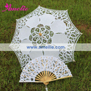 Decorative umbrellas for baby showers