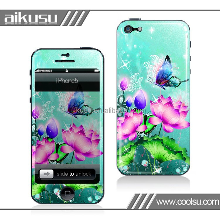 3M film sublimation epoxy gel skin design mobile phone for iphone 5/5s,6.6+
