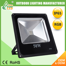 Best Choice Products parks gardens villas rgb led outdoor flood light 12v green