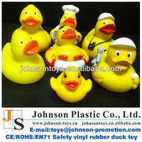 CE 2016 Shenzhen factory making mini bath rubber duck