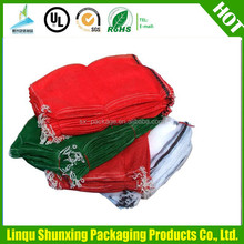 potatoes packaging mesh bag