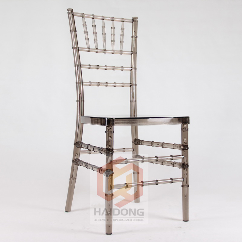 Native Crystal Resin Chiavari Chair
