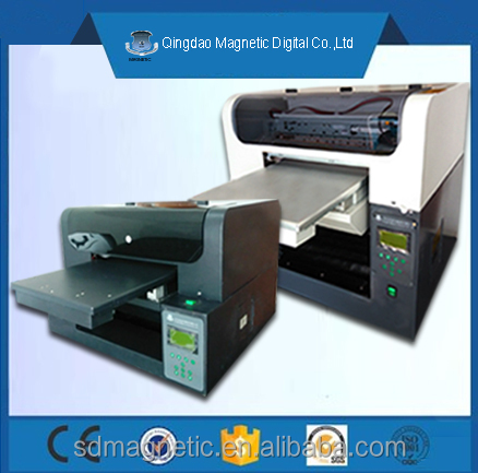 Magnetic 1390 1900 digital cd/dvd printing machine,