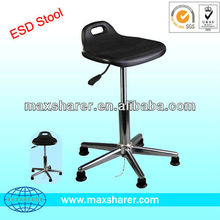 ESD PU Foam Cleanroom Lab Stool B0317