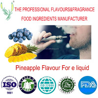 Concentration pineapple flavor used for E LIQUID,More than 200 kinds tobacco flavour for choosing, VAPOR JUICE