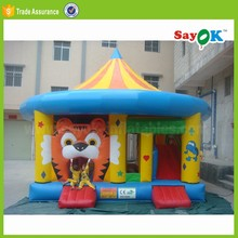 wholesale thomas the train inflatable combo bounce house cheap bouncy castle air slide jumping bouncer pool for kids
