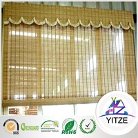 new style Natural cheap bamboo blinds/window venetian curtains